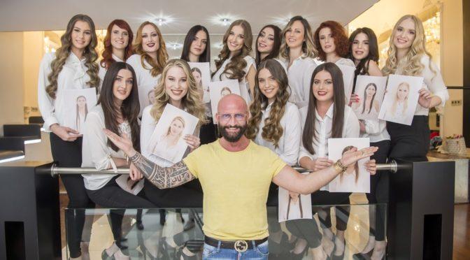 Miss Styria Wahl 2019: Großes Umstyling für 14 Missen