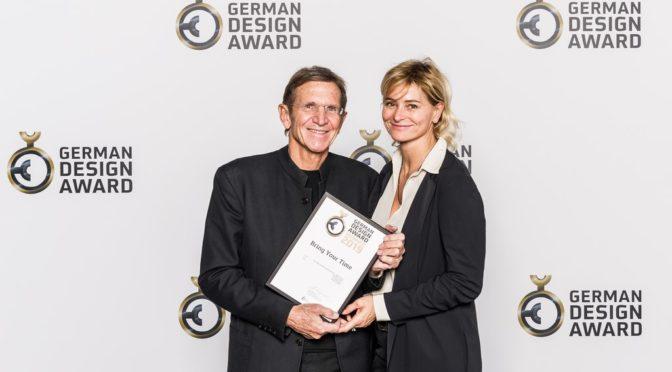 """Schullin: German Design Award 2019 und """"TOP 100″"""