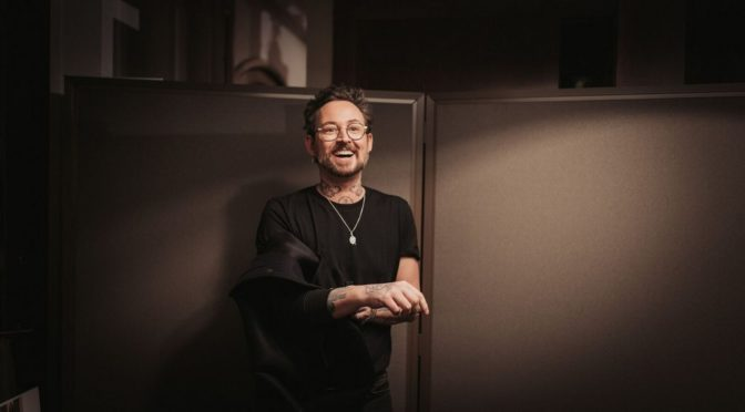 Marcel Ostertag feiert seine 25. Kollektion