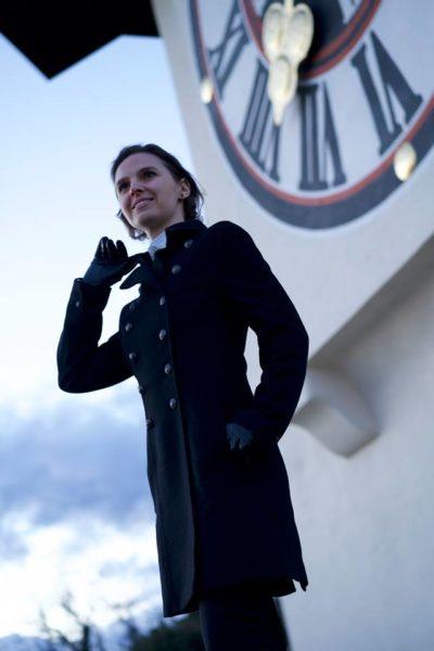 Oksana Lyniv wird nach Vertragsende 2020 an der Grazer Oper vorerst freiberuflich und ungebunden arbeiten. (Foto Serhiy Horobets)