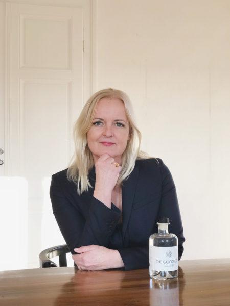 Die Unternehmerin und The Good Gin-Erzeugerin Susanne Baumann-Cox hat steirische Wurzeln, ist in Deutschland aufgewachsen und pendelt seit Jahren zwischen Graz und Spanien (Foto James Cox)