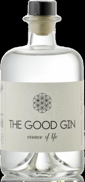 The Good Gin eignet sich ideal zum Pur-Trinken, schmeckt aber natürlich auch klassisch mit einem passenden Tonic hervorragend. (Foto Apresvino)
