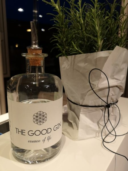 The Good Gin - essence of life (Foto Hedi Grager)