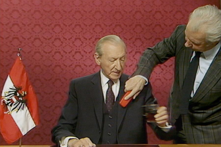 Als bester Kinodokumentarfilm setzte sich Waldheims Walzervon Ruth Beckermann durch.(Foto Ruth-Beckermann-Filmproduktion)