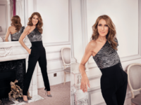 Céline feiert ihr Debüt für L'Oréal Paris in einer Werbung für die Excellence-Haarfarben.(FotoL'Oréal Paris)