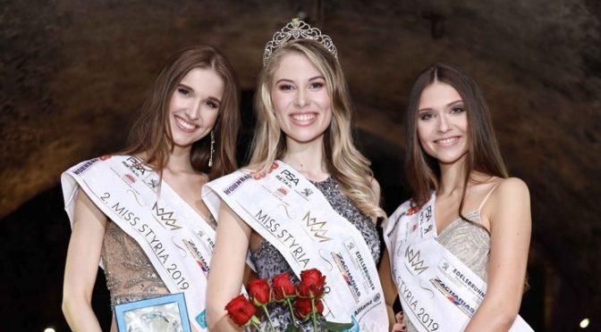 Larissa Robitschko ist Miss Styria 2019
