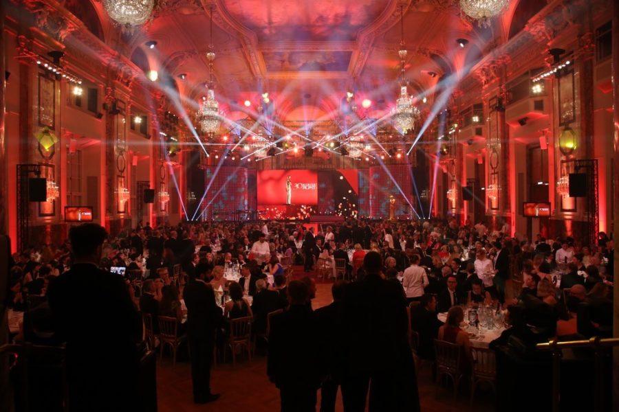 Die Publikumslieblinge 2019 aus Film und Fernsehen wurden im Rahmen der feierlichen KURIER ROMY® Gala gekürt. (Foto KURIER)