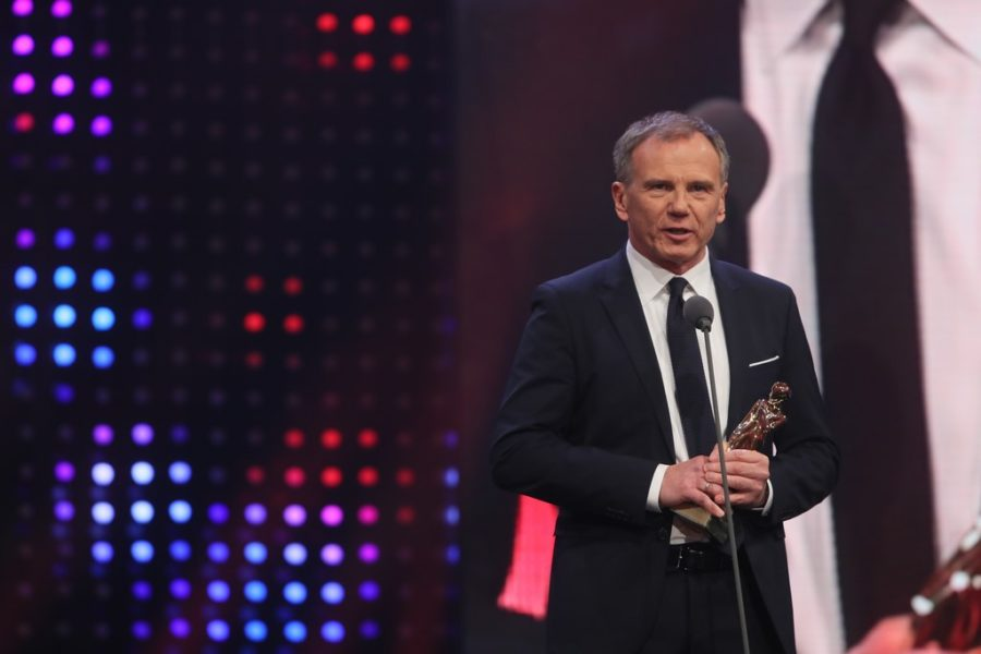 Als Publikumsliebling in der Kategorie Information wurde Armin Wolf ausgezeichnet. (Foto KURIER)