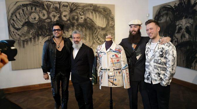Oster-Festspielausstellung der Galerie Rudolf Budja in Salzburg