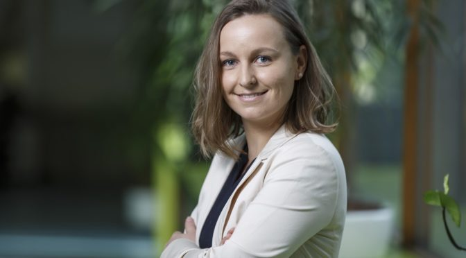 DI Tanja Gosch: Marketing and Product Management bei Boom Software AG
