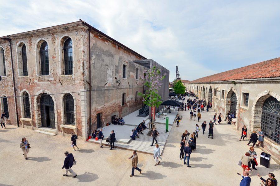 La Biennale di Venezia HD: Arsenale (Photo Andrea Avezzù)