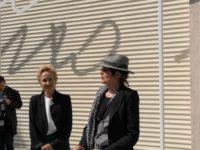 Der Österreich-Pavillon wird bei der diesjährigen Biennale arte Venecia von der Künstlerin Renate Bertlmann bespielt. (Foto Hedi Grager)