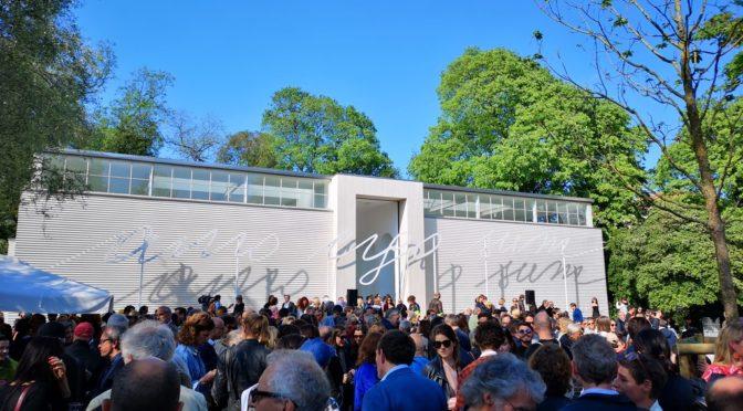 Biennale arte Venecia – Österreich Pavillon