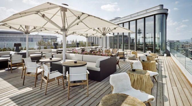 Neu in Wien: Hotel Andaz Vienna Am Belvedere