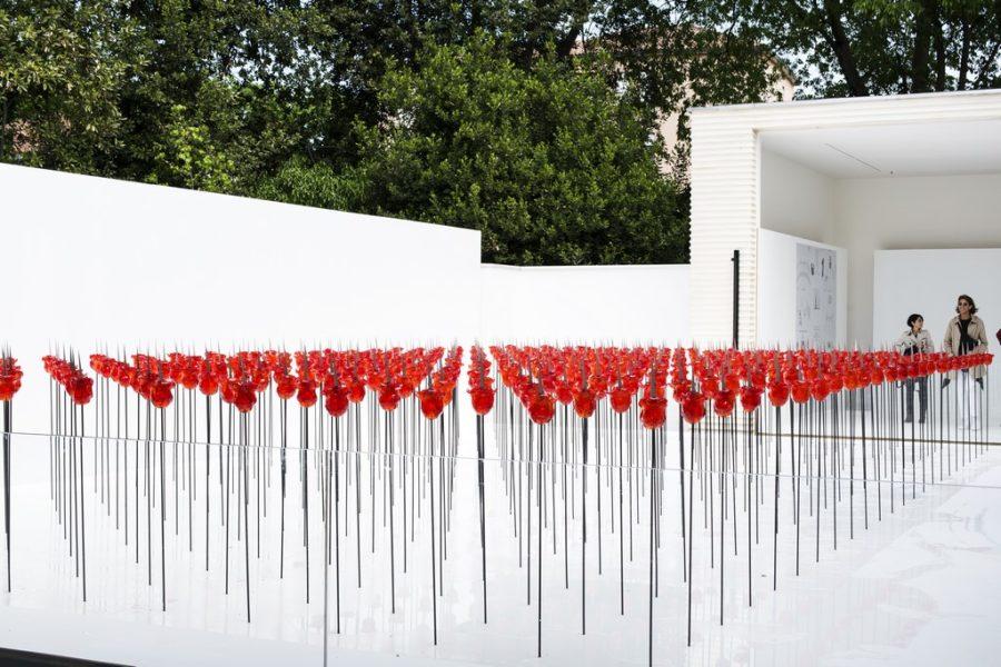 Biennale Arte 2019: Erstmalig wurde der Österreich-Pavillon von einer Frau bespielt: der 76-jährigen Renate Bertlmann. (Photo Francesco Galli)