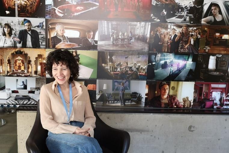 Die Regisseurin Marie Kreutzer ist eine absolute Perfektionistin - beruflich wie privat. (Foto Hedi Grager)
