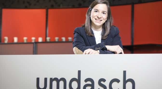 Michaela Schölnberger – Technische Leiterin bei Umdasch The Store Makers