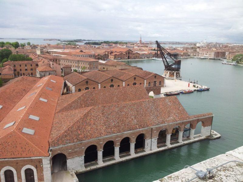 La Biennale di Venezia: Overview Arsenale (Photo Andrea Avezzù)