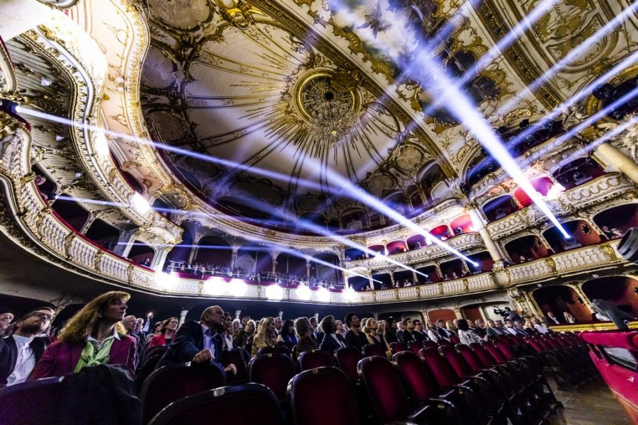 KLANGLICHT 2019: Transfiguration von Onionlab und Xavi Bové - Oper Graz (Foto Marija Kanizaj)