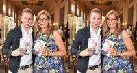 """Clemens Trischler und Maren Gilzer präsentierten ihr Buch """"Alles für den Ruhm"""". (Foto Isabelle Ouvrard)"""
