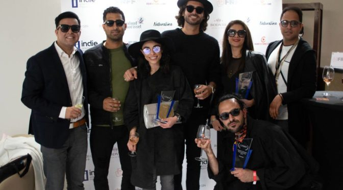 successful first french Riviera Film Festival (FRFF)