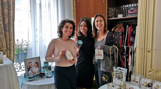 "Cannes Film Festival: Nathalie Dubois & ""The DPA Cannes gifting lounge 2019"""