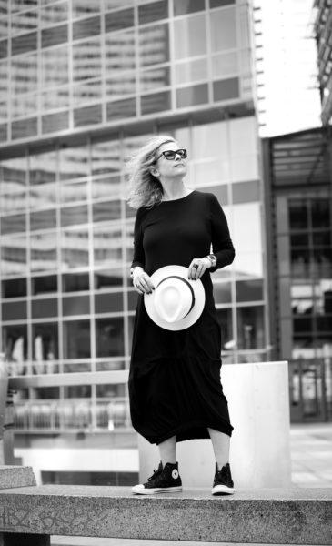 """Kunst bedeutet Heidi Kriz sehr viel: """"Seit Jahren organisiere ich auch Kunstveranstaltungen, was mir sehr viel Freude bereitet."""" (Foto Anita Kernbauer)"""