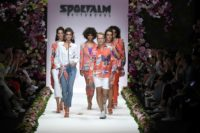 Sportalm Kitzbühel präsentiert auf der Berlin Fashion Week die Spring/Summer Kollektion 2020. (Photo by Stefan Knauer/Getty Images for Sportalm)