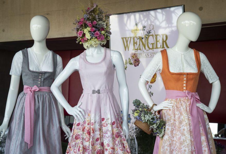 """""""Wenger"""" beim """"Sommer Tracht Traum"""" - dem Branchenevent im Rahmen der Tracht & Country Premiere. (Foto Reed Exhibitions / Andreas Kolarik)"""