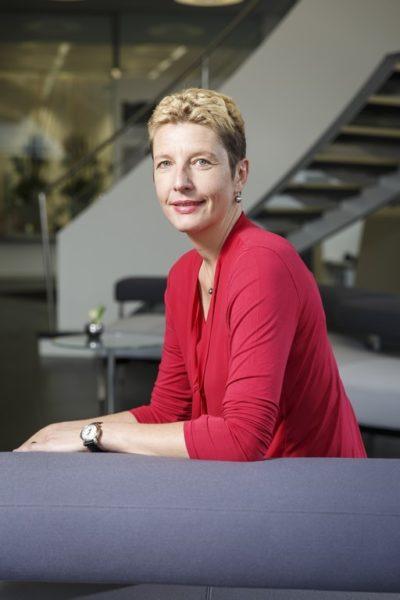 Petra Kotnik leitet den Bereich Materialcharakterisierungbei der Anton Paar GmbH. (Foto Thomas Luef)