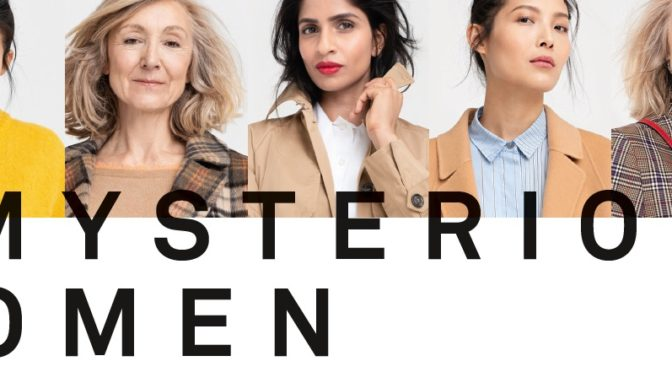 MARC CAIN STARTET CORPORATE KAMPAGNE #MYSTERIOUSWOMEN