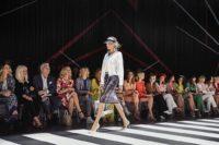 "Fashion Week Berlin - Marc Cain: ""Colour in Motion"" (Foto Marc Cain)"