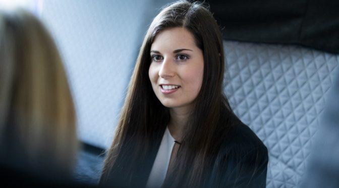 Victoria Wallner: Mechanical Design Engineer – PIA Automation Austria GmbH