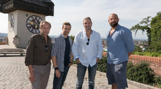 """SOKO Donau-Dreharbeiten in Graz:  """"Full House"""""""