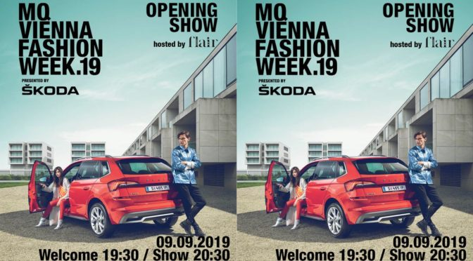 MQ VIENNA FASHION WEEK.19 presented by ŠKODA