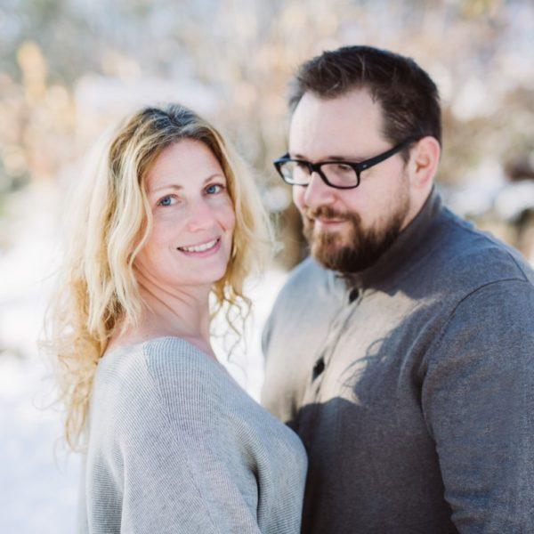 """Hochzeiten fotografiert Markus immer zu zweit mit seiner Frau Tanja. """"Sie macht hauptsächlich Sideshots und Fotos aus anderen Positionen. (Foto Markus Schlamadinger)"""