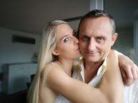 Miss Vienna Beatrice Körmer mit ihrem Partner Unternehmer Heimo Turin. (Foto Hedi Grager)