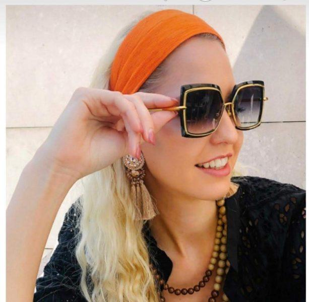 Topmodel Beatrice Körmer ist sehr gefragt - jetzt erhielt sie auch ihren Titel Miss Vienna zurück. (Foto Elvira Geyer/Wiener Ringstraßen Galerien)