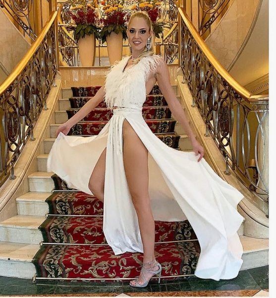 """Topmodel Beatrice Körmer: """"Meine Interessen sind wirklich breit gefächert und ich möchte alles versuchen, um dann zu sehen, was ich am besten kann. (Foto privat)"""