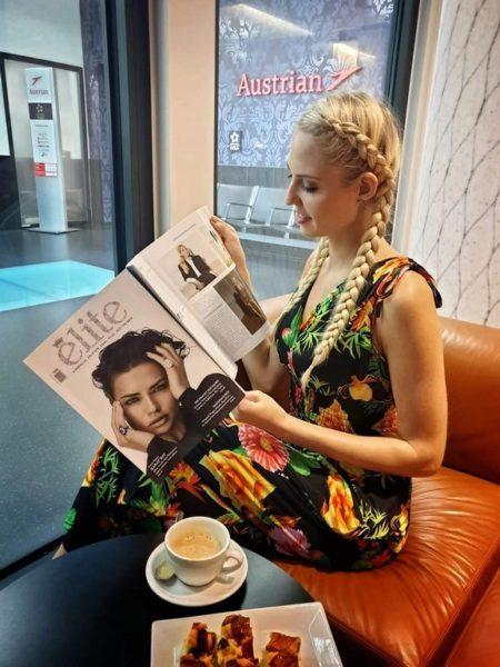 """Beatrice Körmer: """"Meine Eltern haben mir schon bei meiner Friseur-Lehre beigebracht, wenn ich etwas anfange, muss ich es auch zu Ende bringen."""" (Foto Christa Körmer)"""