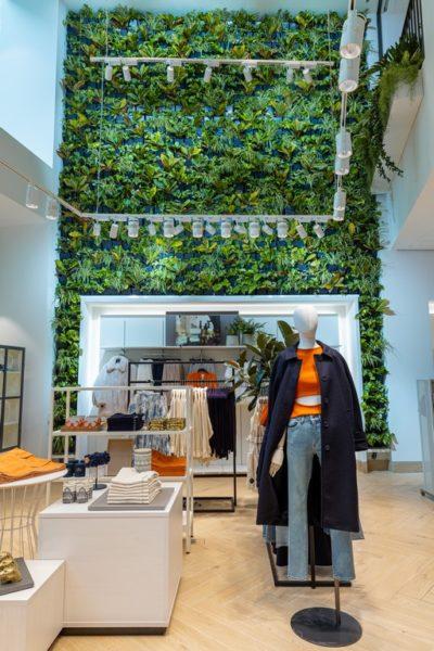 Das langfristige Ziel von H&M ist es, den Anteil an recycelten und anderen Materialien aus nachhaltigen Quellen kontinuierlich zu steigern sowie einen geschlossenen Ressourcenkreislauf für Textilien zu schaffen. (Foto Maximilian Röder | Warda Network)