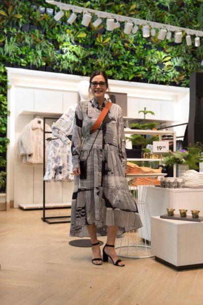"""Claudia Oszwald, Country Managerin H&M Österreich, Slowenien, Kroatien, Serbien, Georgien, Bosnien und Herzegowina: """"Ich freue mich über das rege Interesse an unserem neuen Flagship Store. (Foto H&M)"""