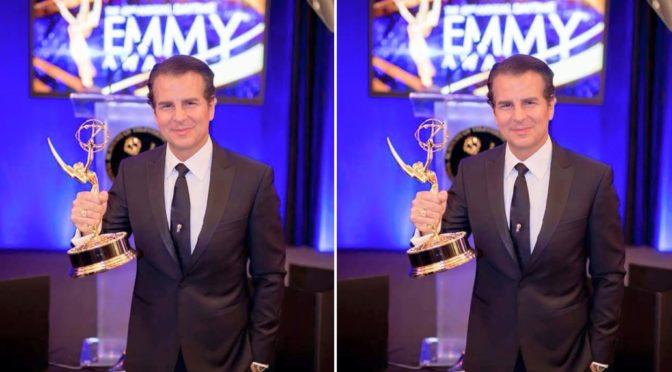 Actor, Producer, Model and Emmy Award winner Vincent de Paul
