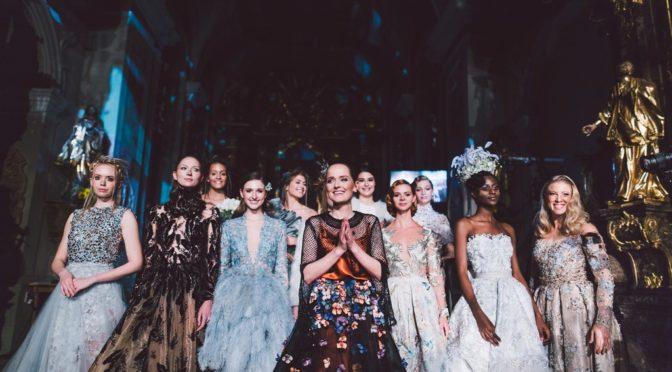 Fulminante Couture-Show von Eva Poleschinski in Hartberg