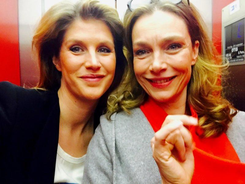 """Mit ihrer Schwester Aglaia, eine erfolgreiche Schauspielerin, wird Gwendolin jetzt ein Kinderbuch veröffentlichen. """"Ein schönes Projekt mit dem großartigen Grazer Fotografen Christian Jungwirth."""" (Foto privat)"""