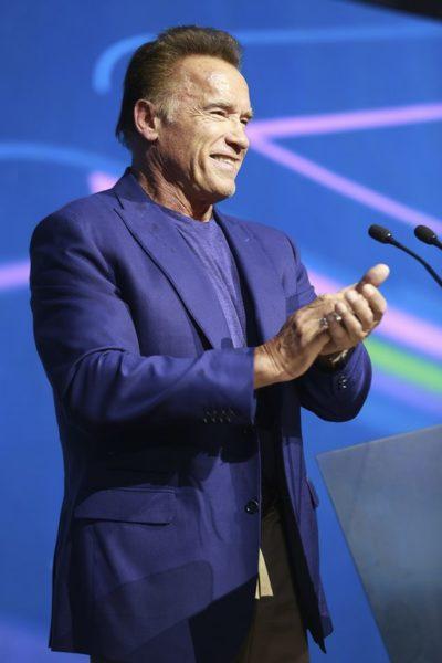 R20 - Regions of Climate Action ist eine Nonprofit Organisation, die von Arnold Schwarzenegger 2011 gegründet worden ist. (Foto R20 AWS)