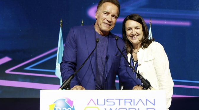 R20 AUSTRIAN WORLD SUMMIT: Monika Langthaler