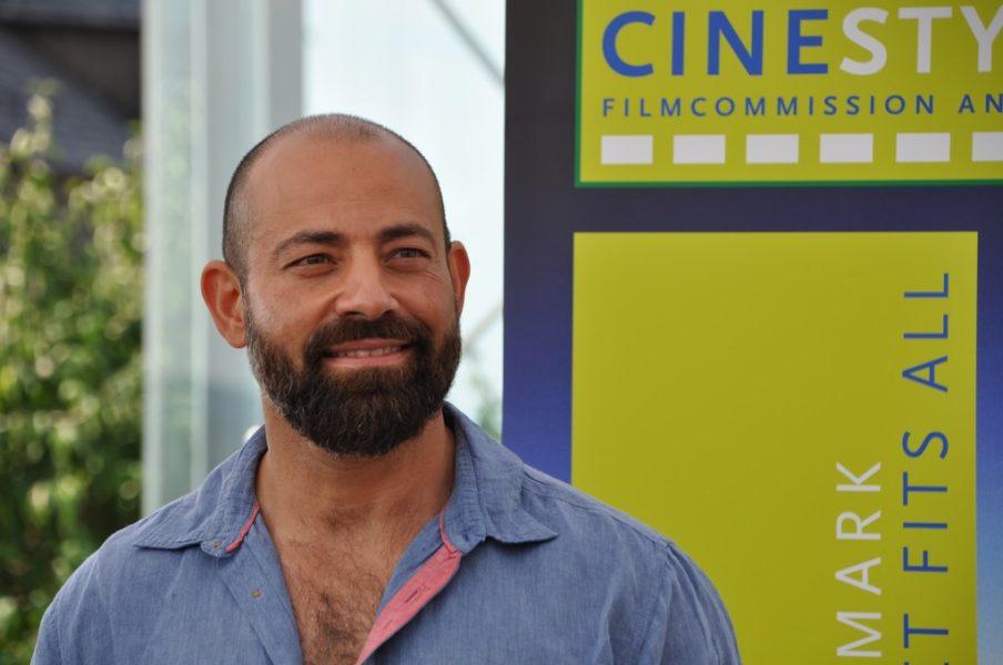 Anton Noori bekam schon einige Auszeichnungen, zuletzt2019 den Österreichischen Filmpreis für die beste Nebenrolle für Cops. (Foto Reinhard Sudy)