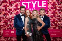 10 Jahre STYLE UP YOUR LIFE! - Michael Lameraner, Barbara Meier, Frauke Ludowig und Adi Weiss (Foto Moni Fellner)
