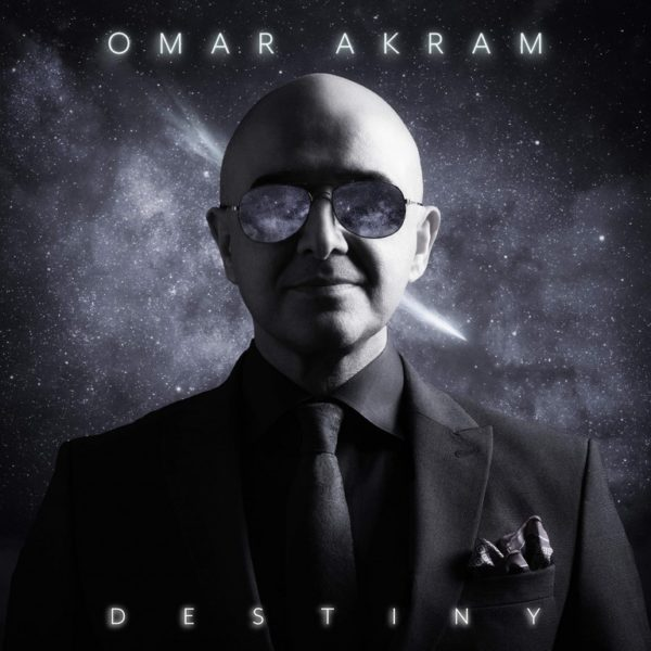 """Destiny"" - the new album from Omar Akram is available at Amazon and other fine retailers, including Apple Music/iTunes and Spotify, as well as at the artist's online store. (Cover-Photo Glen Wexler)"